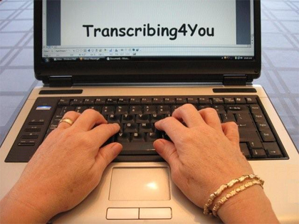 Transcribing4You